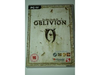 OBLIVION - The Elder Scrolls IV (PC-SPEL)