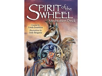 Spirit of the Wheel Meditation Deck [With Poster and Boo 9781572815452