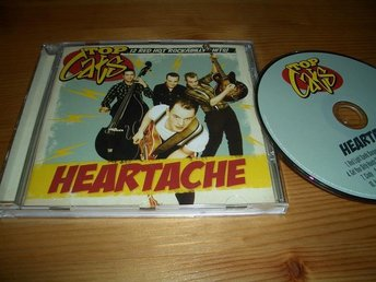 CD Top Cats : heartache 2011