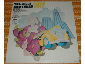 The Mills Brothers - Paper doll/Cab driver