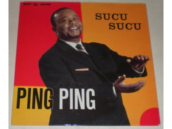 Ping Ping OMSLAG EP Suco Suco 1961