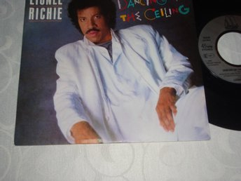 "LIONEL RICHIE - DANCING ON THE CEILING 7"" 1983"