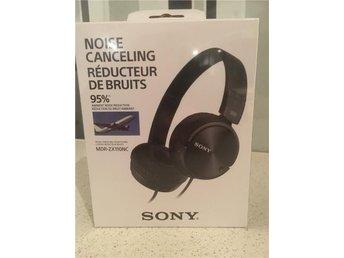 Sony MDR-ZX110NC, hörlurar med brusredusering - Bureå - Sony MDR-ZX110NC, hörlurar med brusredusering - Bureå