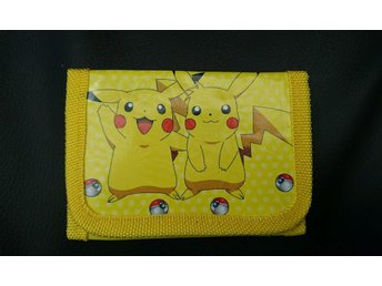 Leksaker Barn Plånbok Börs - POKEMON GO Pikachu gul PL42 - Uddevalla - Leksaker Barn Plånbok Börs - POKEMON GO Pikachu gul PL42 - Uddevalla