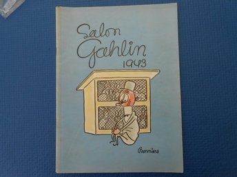 Salon Gahlin 1943