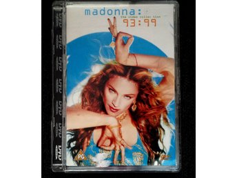 Madonna – The Video Collection 93:99 .