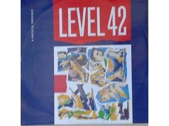 "Level 42 title* A Physical Presence EP* Jazz-Funk, Synth-pop 12"" UK"