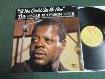 "The Oscar Peterson Four ""If You Could See Me Now"""