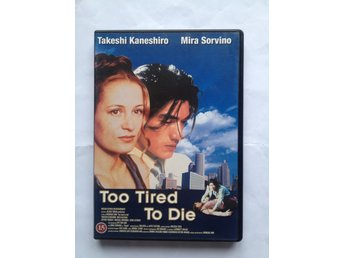 DVD - To Tired To Die