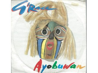 G RACE - AYOBUYAN  ( VINYL SINGLE )