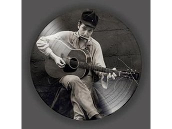 Dylan Bob: The first album (Picturedisc) (Vinyl LP)