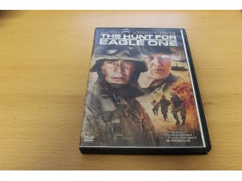Dvd-film: The hunt for eagle one (Mark Dacascos, Theresa Randle)