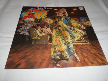 Peter Covent - Olé 24 melodies For Dancing (2LP) EX/VG+