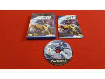 XG3 EXTREME G RACING till Sony Playstation 2 PS2