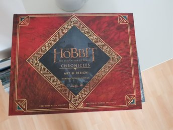 The hobbit, art and design.