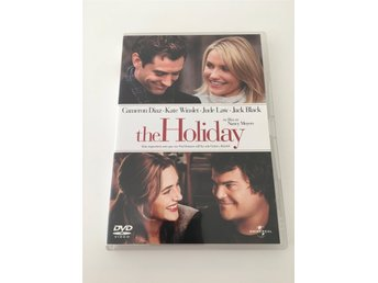 NYSKICK DVD The Holiday Jack Black Jude Law Cameron Diaz Kate Winslet film