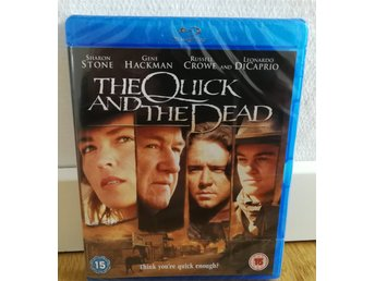 Quick and the dead (1995) Sharon Stone / Gene Hackman / Russel Crowe / DiCaprio