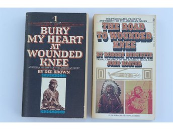 Bury my Heart at Wounded Knee & The Road to Wounded Knee