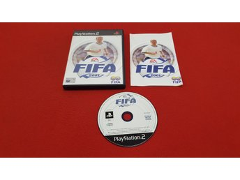 FIFA 2001 till Sony Playstation 2 PS2