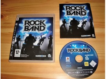 PS3: Rockband / Rock Band