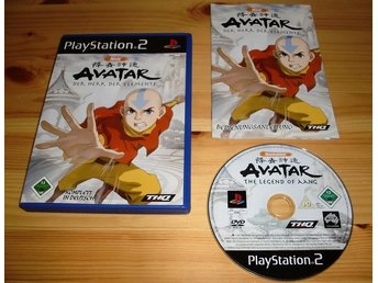 PS2: Avatar the Legend of Aang