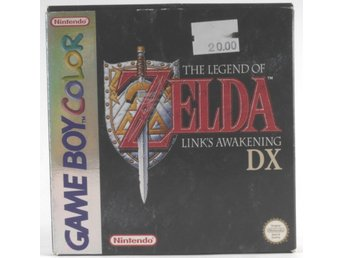 The Legend Of Zelda: Link's Awakening DX - Game Boy Color