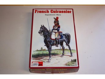 Figur French Cuirassier (037)