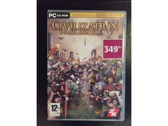Civilization IV Warlords - PC