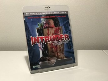 Intruder, Synapse Films, Blu-ray/DVD Combo Pack - Malmö - Intruder, Synapse Films, Blu-ray/DVD Combo Pack - Malmö