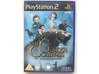 The golden compass play station 2 ps2 spel