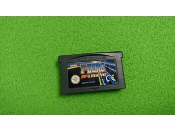 F zero GP Legend GBA Gameboy Advance
