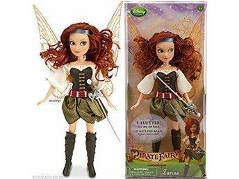disney fairies zarina piratfen docka princess disney store - Sundsbruk - disney fairies zarina piratfen docka princess disney store - Sundsbruk