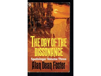 Alan Dean Foster - The day of the dissonance (På engelska)