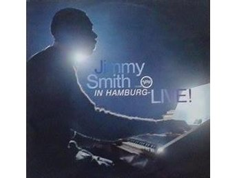 Jimmy Smith title* In Hamburg - Live!* Soul-Jazz Germany LP