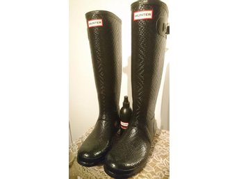 Hunter carnaby geo tall 39 rubber buffer