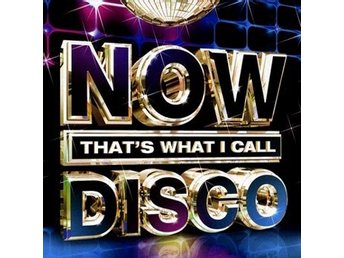 Now That's What I Call Disco (Digi) (3 CD) Ord Pris 149 kr SALE