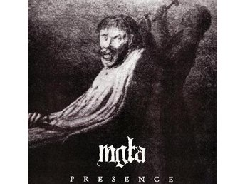 MGLA-Presence/Power And Will [LP] 2006/2016 Ny! Black Metal