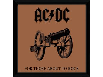 Tavla - Musikalbum - AC/DC For those about to rock