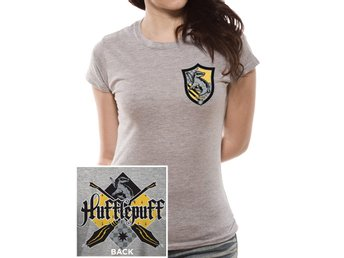 HARRY POTTER - HOUSE HUFFLEPUFF (FITTED) - Large