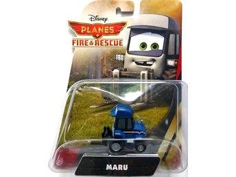 Maru - Disney Planes 2 Original Metal