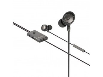 Sweex Headset ANC (Active Noise Cancelling) In-ear 3.5 mm Tråddragen Inbyggd M