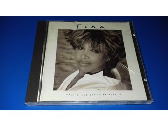 TINA TURNER - what's love got to do with it -  (cd)