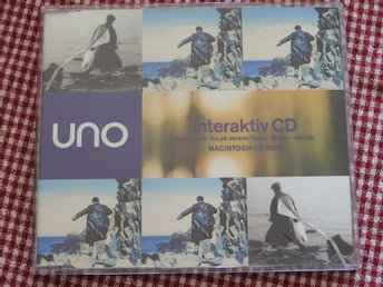 Uno Svenningsson - Under ytan - tro på varann/Video CD Single
