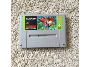ZOMBIES - SNES/PAL
