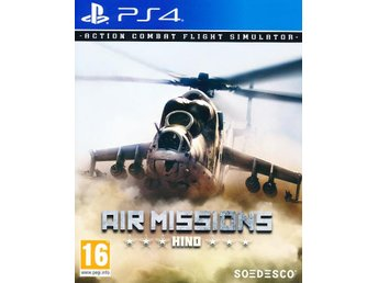 Air Missions Hind PS4 (PS4)