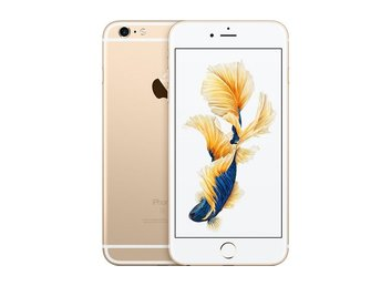 Apple iPhone 6s Plus 64GB, guld, gold, RIMLIGT SKICK