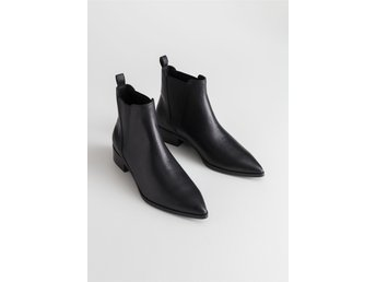& Other stories Leather Chelsea Boots st 39