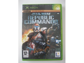 Spel till Xbox Star Wars Republic Commando