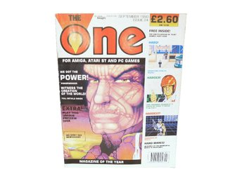 The One September 1990 ( Amiga / Atari )