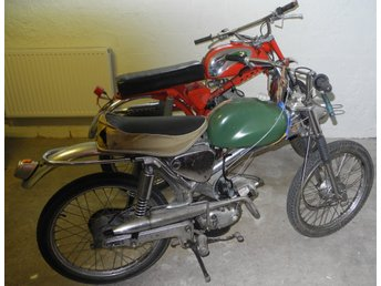 Puch MC50 moped